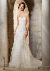 5367 Blu Bridal Collection by Morilee
