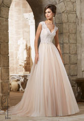 5368 Blu Bridal Collection by Morilee