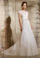 5370 Blu Bridal Collection by Morilee