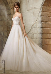 5376 Blu Bridal Collection by Morilee