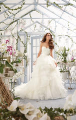 5401 Blu Bridal Collection by Morilee