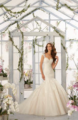 5407 Blu Bridal Collection by Morilee
