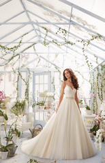 5416 Blu Bridal Collection by Morilee