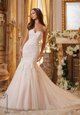 5461 Blu Bridal Collection by Morilee