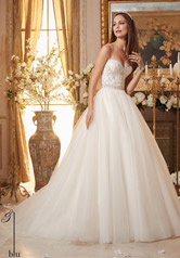 5463 Blu Bridal Collection by Morilee