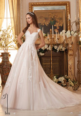 5468 Blu Bridal Collection by Morilee
