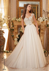 5476 Blu Bridal Collection by Morilee