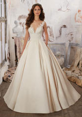 5501 Blu Bridal Collection by Morilee
