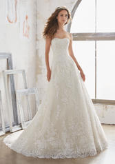 5502 Blu Bridal Collection by Morilee