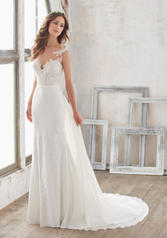 5503 Blu Bridal Collection by Morilee