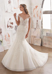 5509 Blu Bridal Collection by Morilee