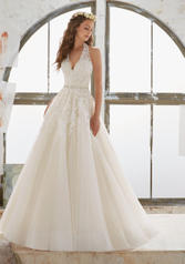 5513 Blu Bridal Collection by Morilee