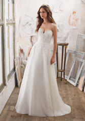 5514 Blu Bridal Collection by Morilee