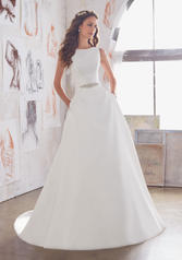 5516 Blu Bridal Collection by Morilee