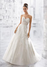 5561 Blu Bridal Collection by Morilee