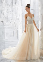 5565 Blu Bridal Collection by Morilee