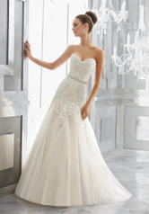 5566 Blu Bridal Collection by Morilee
