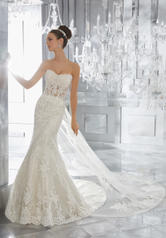 5572 Blu Bridal Collection by Morilee