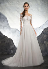 5602 Blu Bridal Collection by Morilee