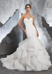 5604 Blu Bridal Collection by Morilee