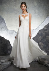 5606 Blu Bridal Collection by Morilee