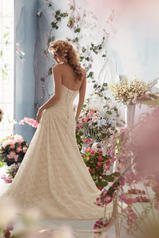 6763 Ivory/Champagne back
