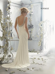 6787 Ivory/Silver back