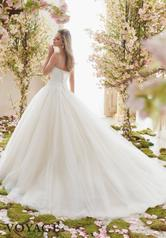 6838 Ivory/Champagne back