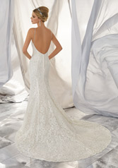 6863 Ivory/Champagne back
