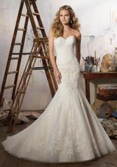 8109 Morilee Bridal by Madeline Gardner