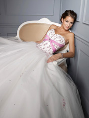 Jacket Ball Gown