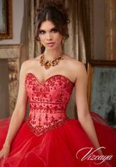 89118 Scarlet/Pink Panther detail