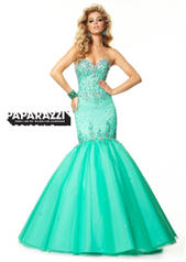 97014 Paparazzi by Mori Lee