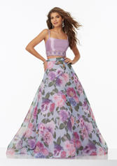 99037 Lilac Floral front