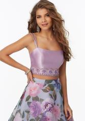 99037 Lilac Floral detail