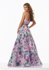 99037 Lilac Floral back