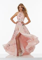 99038 Pink Floral front