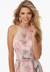 99038 Pink Floral detail