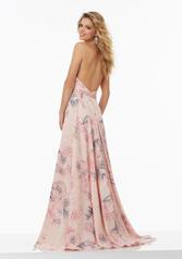 99038 Pink Floral back