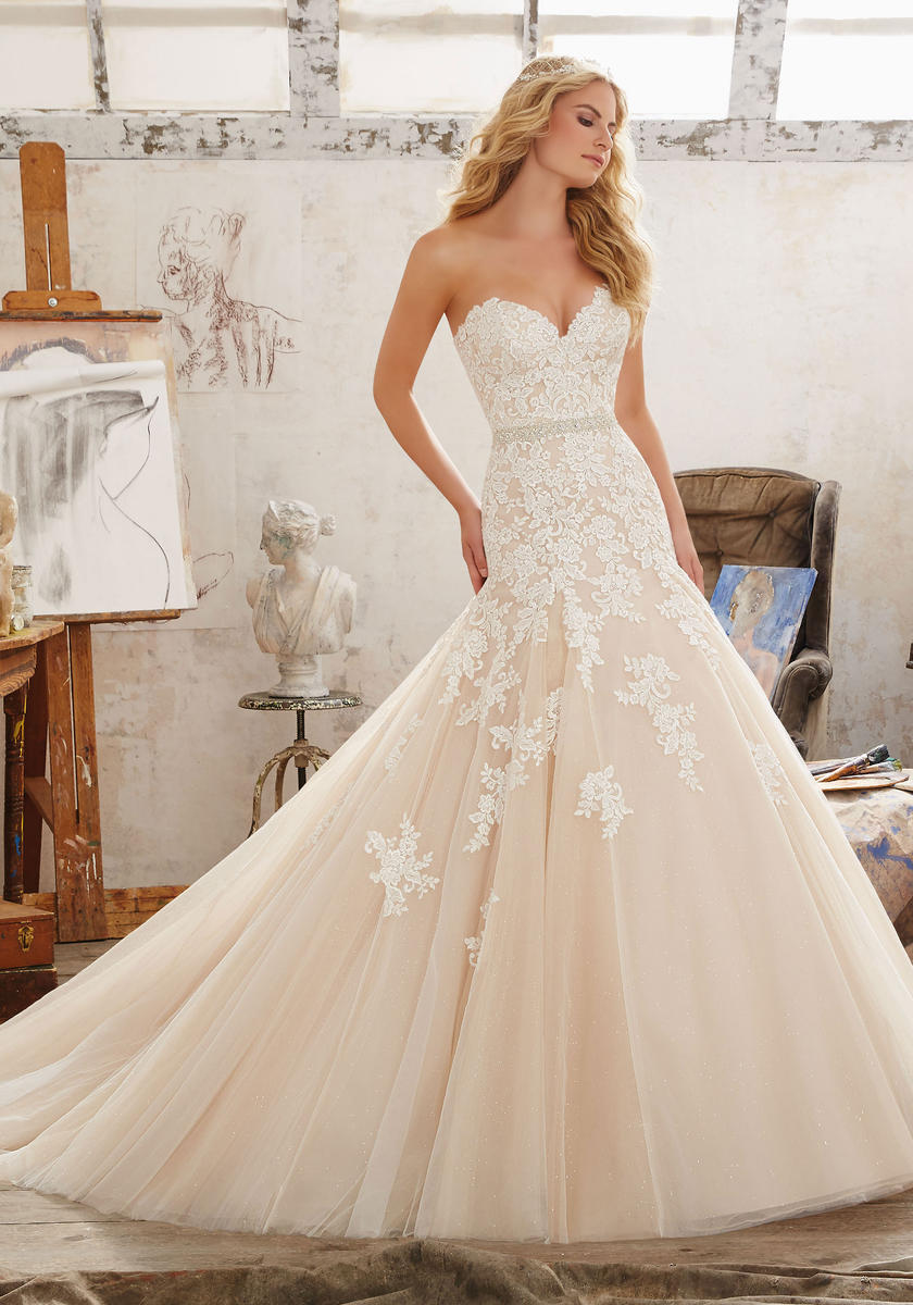 Morilee bridal gowns in michigan viper apparel mori lee for Wedding dresses in michigan