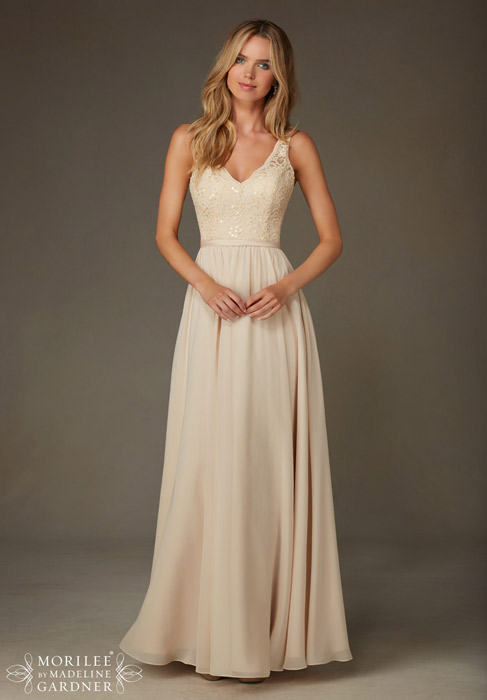 Mori Lee Bridesmaid