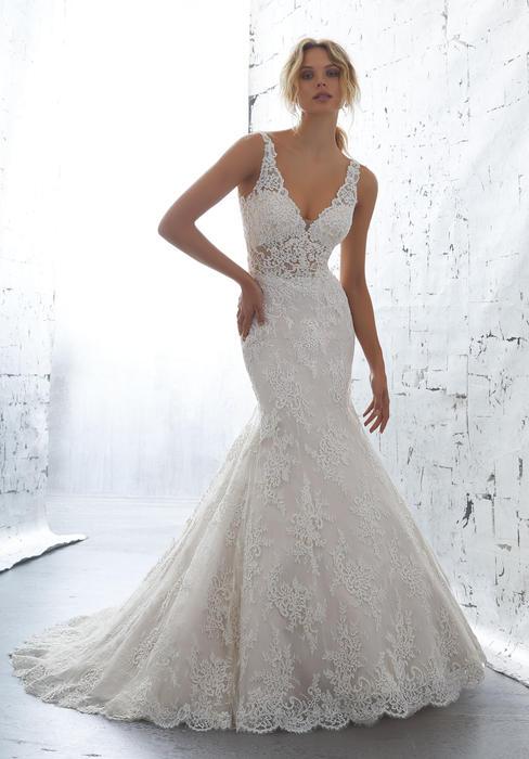 Angelina Faccenda Bridal by Mori Lee
