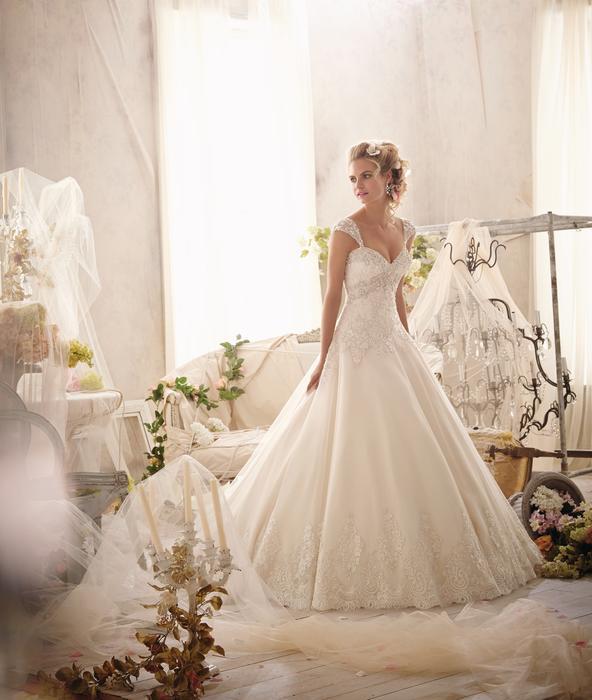 Morilee Bridal by Madeline Gardner