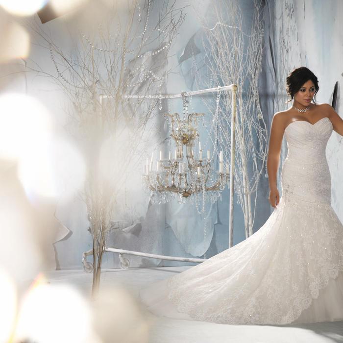 Julietta Plus Size Bridal Collection by Mori Lee