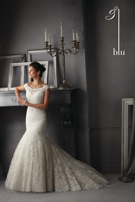 Blu Bridal by Mori Lee
