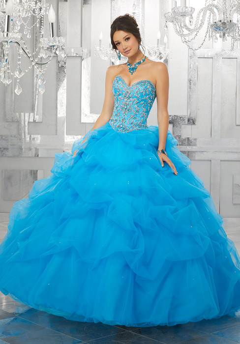Valencia Quinceanera by Mori Lee