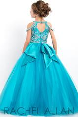 1674 Turquoise back