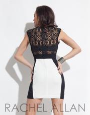 3018 Black/White back