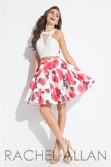 Rachel ALLAN Short Prom
