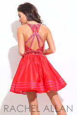 4115 Red/Fuchsia back
